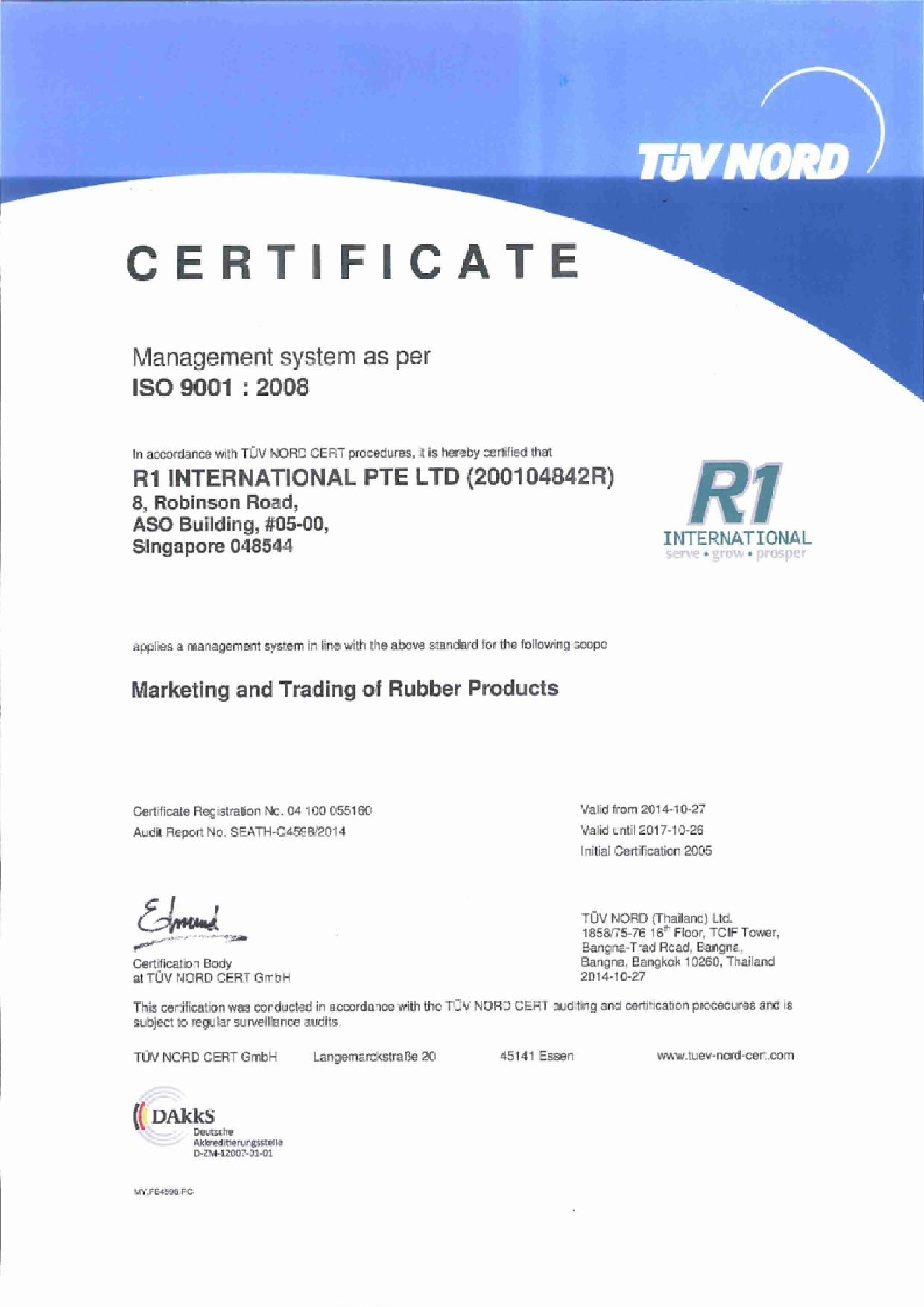 ISO Certificate_ISO 9001 2008 from 27-10-2014 to 26-10-2017-page-001